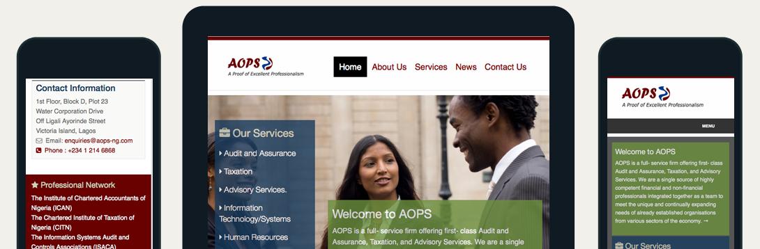 A.O Professional Services