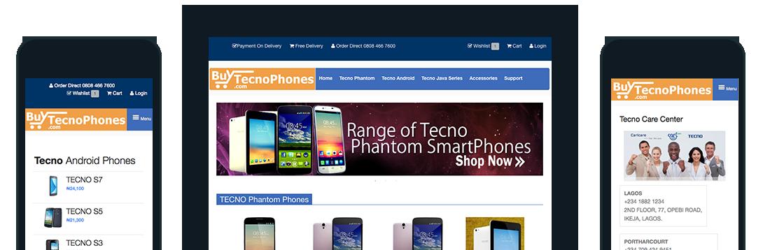 BuyTecnoPhones
